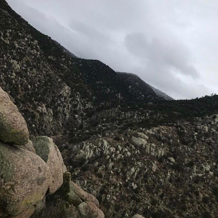 Embudito Trail